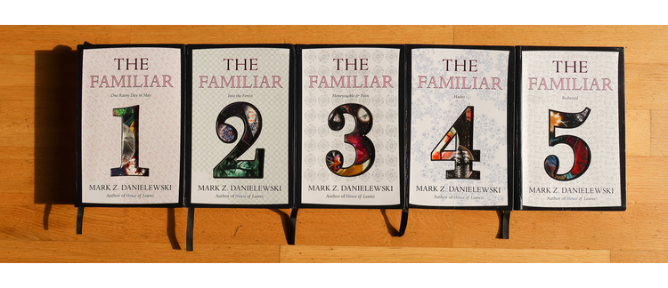 Call for Contributions: Special issue on Mark Z. Danielewski's The Familiar